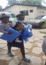 Malaria bed nets provided to participants