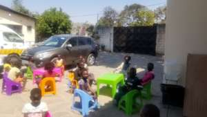 COVID education for children