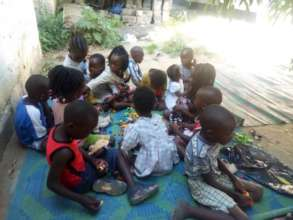 Playing and learning in a safe place