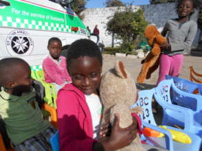 """Safe Park"" for Children Impacted by HIV in Zambia"