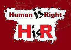 Human IS Right
