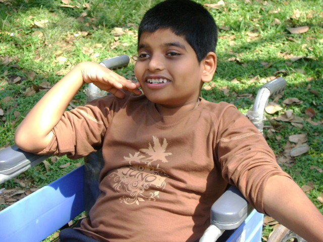 Help Cerebral Palsy (CP) affected children
