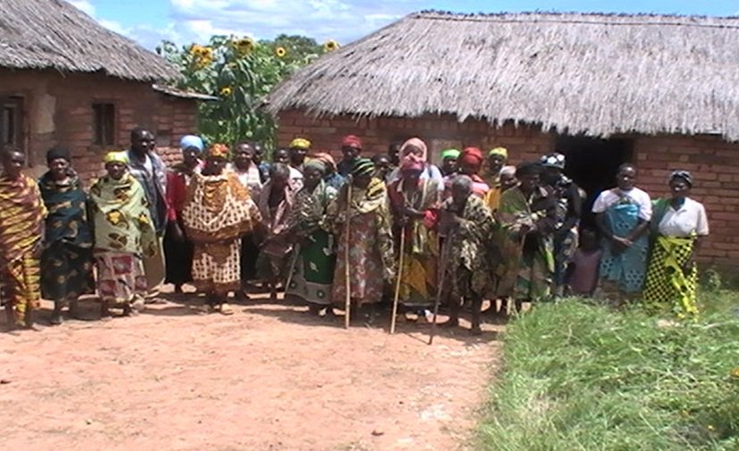 Beekeeping for 100 widows in Tanzania