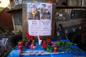 """""""Heavenly Hundred"""" - Ukraine's 100 fallen heroes"""
