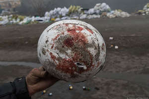 Ukraine's bloodiest violence since Soviet times