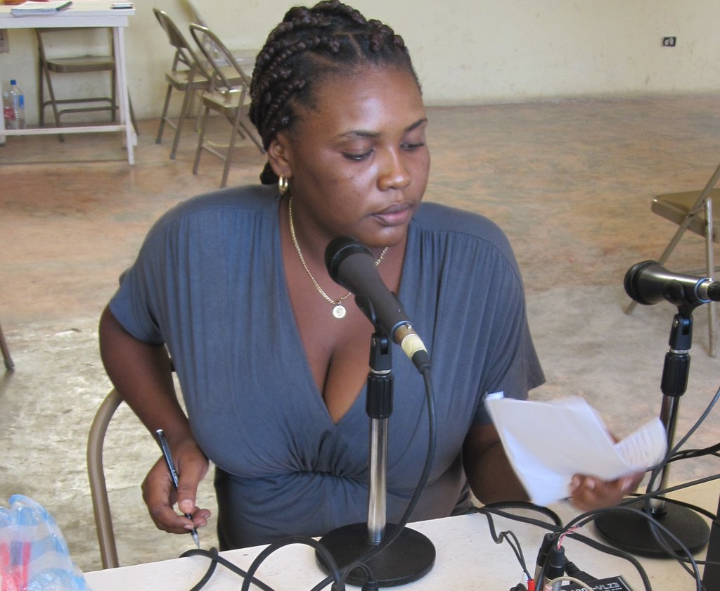 Raise the Voices of Haitian Women!