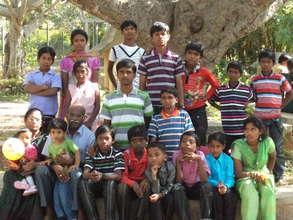 Leela Family Home Children