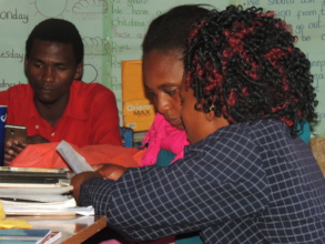 Teacher's Collaborating During Training