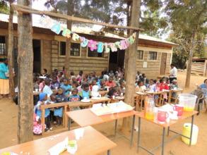 Celebrating Students' Birthday