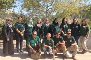 Arabic Language Zoo Guide Training Course Oct 2014