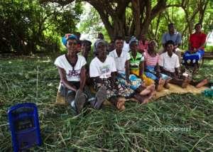Zambian listening group