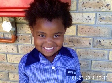 Send five at-risk children to school
