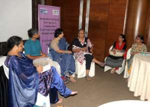 Experienced panelists discuss about Girls' Rights