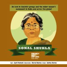 Gender Icon- Sonal Shukla