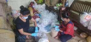 Preparation for Relief Work