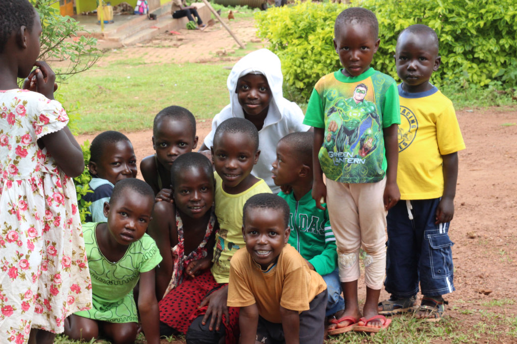 Piggery Business Project for Children in Uganda