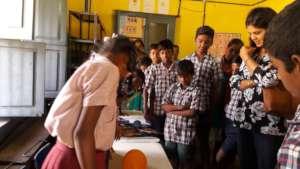 Science Exhibition in school