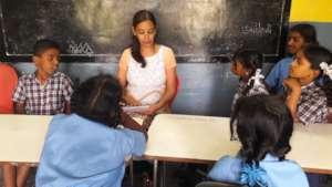 Volunteer Teaching Spoken English