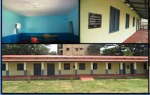 Renovated classrooms