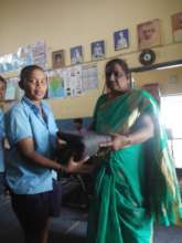 School Bag distribution