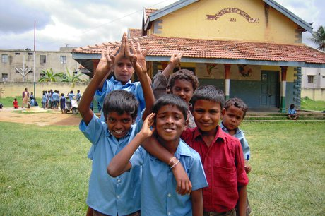 Save a School with Ashwini Charitable Trust (ACT)