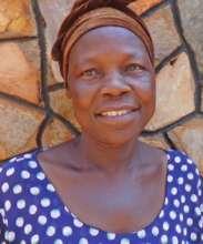 Santa, Jinja Women's Group Member