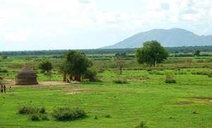 Village in Darfur