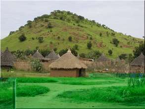 Our Village in Darfur Before the Conflict
