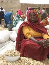 Women Selling Food