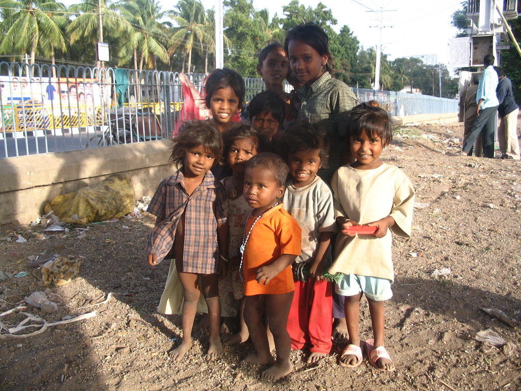 Empowerment of 300 Street Children in India