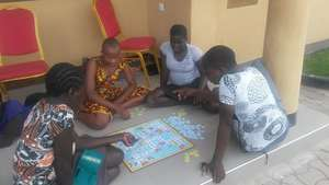 Playing Scrabble in Swahili