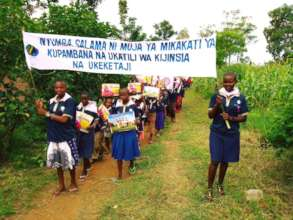 March as part of 16 days of activism