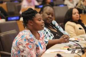 Rhobi at the UN