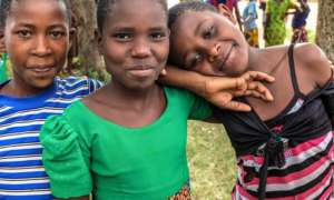 3 of the girls saved from FGM