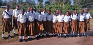 Free from FGM, we can go to Secondary School