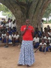 Telling the village- NO FGM