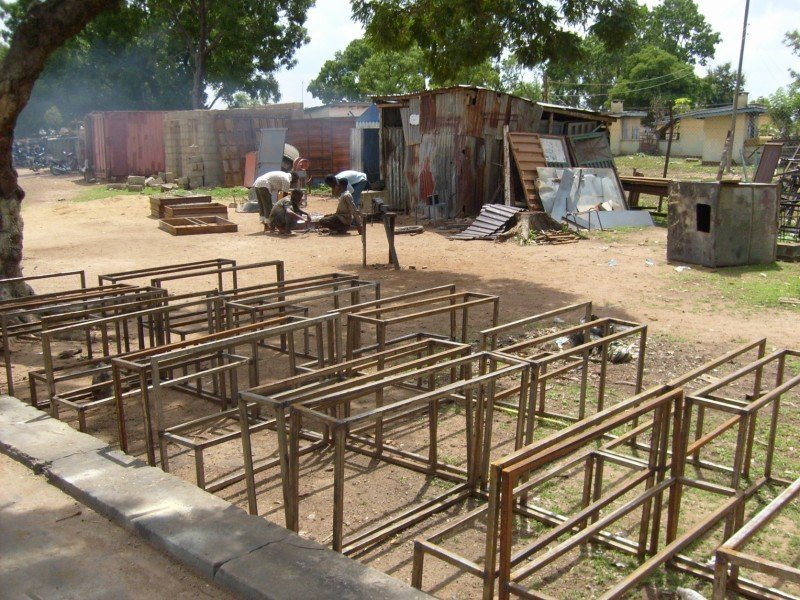 Expand Bauchi welding to create jobs for youth