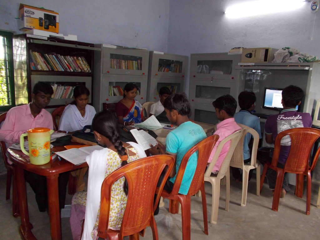 Rural Knowledge Hub for Tribal Youth of Bengal