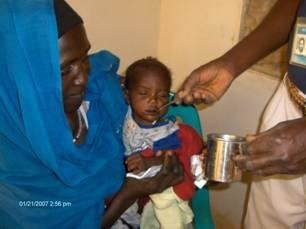 Give Health & Hope to Kids in Darfur