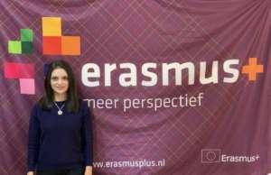 Alina, our participant in Armenia