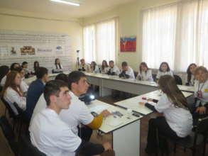 Meeting in Yerevan