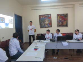 Our young experts' presentation