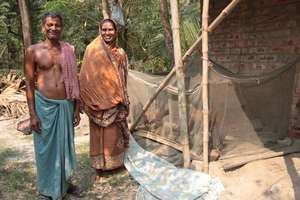 Shivia poultry farmers in West Bengal