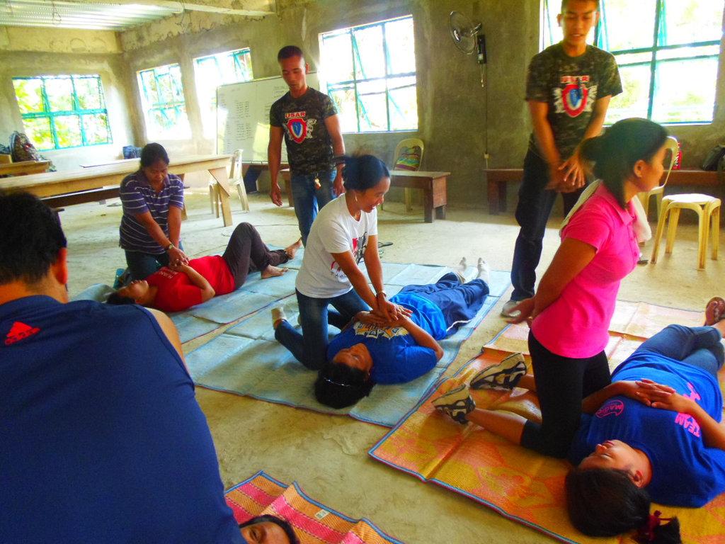Help Community Leaders like Maria Save Lives