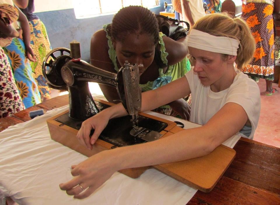 Vocational Training in Mnukwa, Zambia