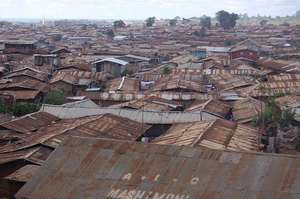 We help street-children in Kibera