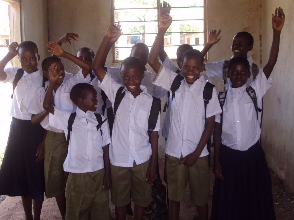 Support Orphan Children access Education in Tanga