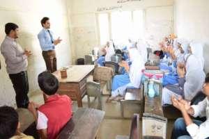 Each One Teach One workshop