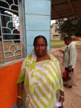 Akbari, at RHCF's primary health care centre
