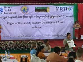 Sustainable Tourism Conference in Kalaw